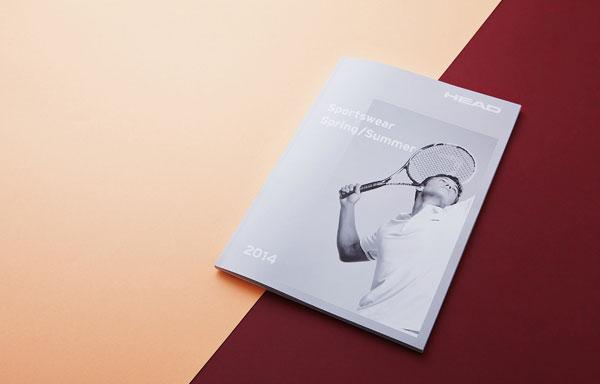 服饰品牌画册设计-广州画册设计
